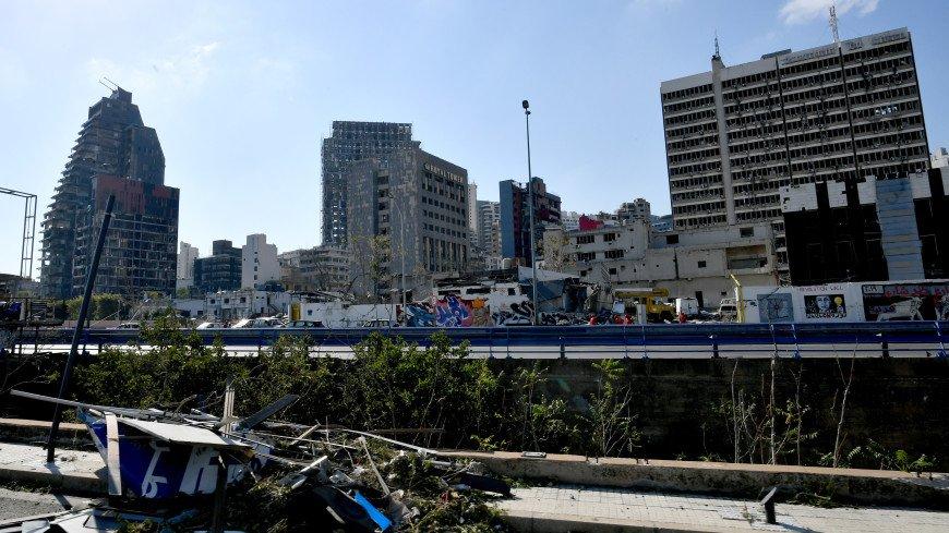 В Ливане заявили об отсутствии денег для борьбы с последствиями взрыва