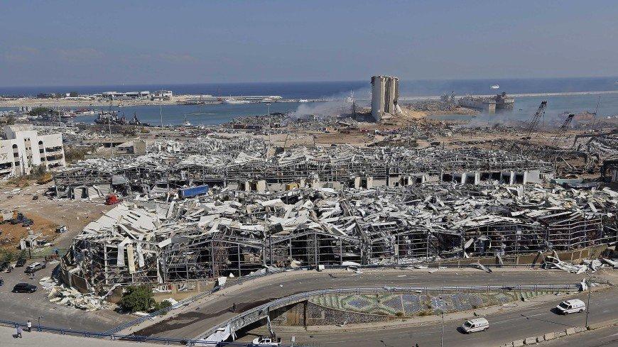 Число жертв взрыва в Бейруте выросло до 137 человек