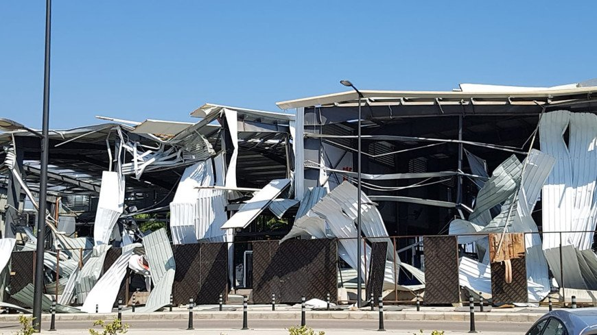 Названа сумма ущерба от взрыва в Бейруте – от 3 до $5 млрд