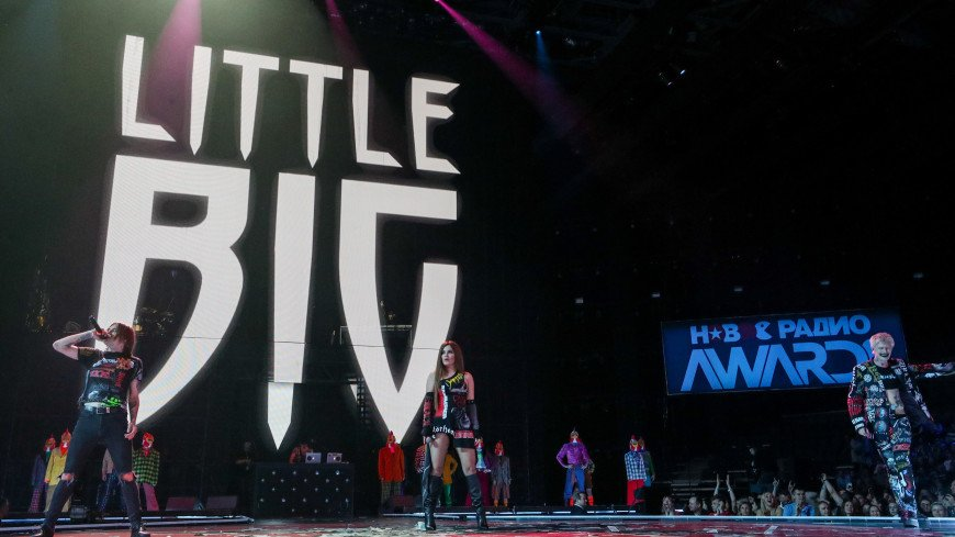 Группа Little Big отказалась от работы с Пухляшом