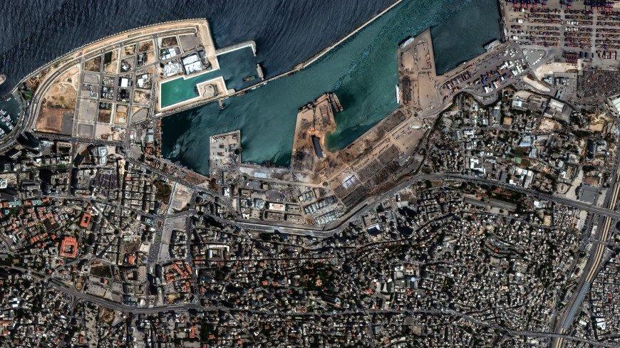 Турция заявила о готовности отстроить поврежденный взрывом порт в Бейруте