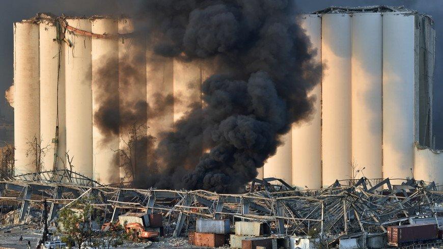 Глава Бейрута сравнил взрыв в порту с ядерными ударами по Японии