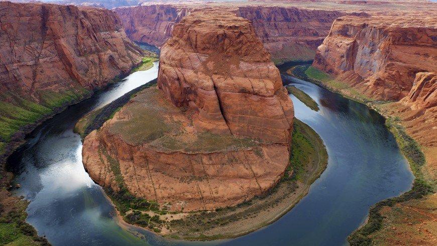 В Большом каньоне США нашли следы возрастом 313 млн лет