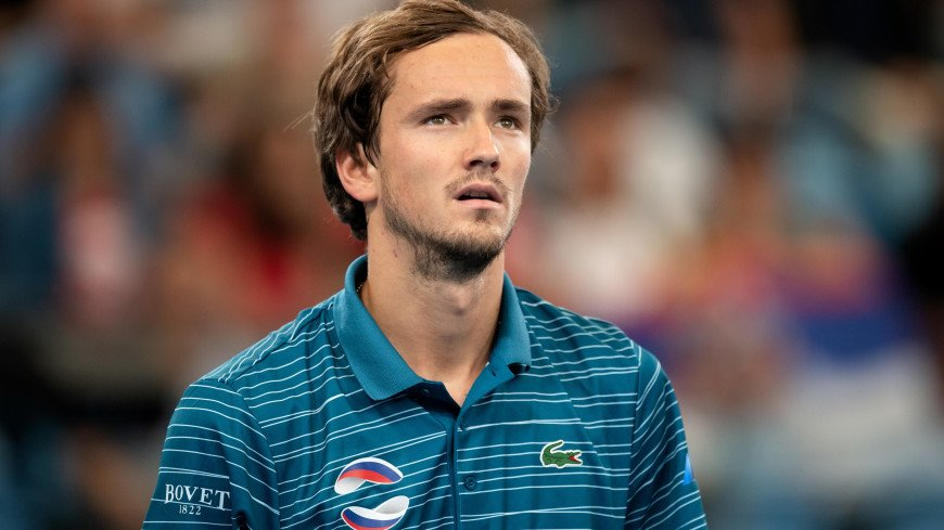 Даниил Медведев попал в десятку самых высокооплачиваемых теннисистов года