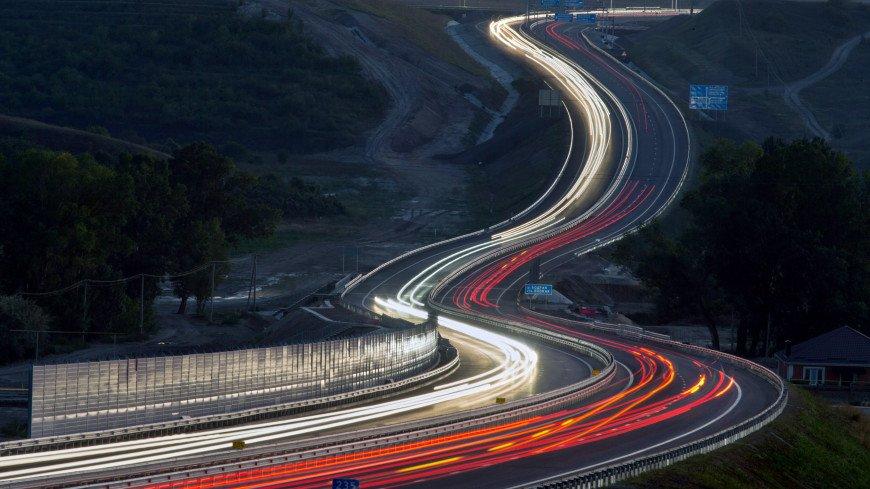 Свыше 30 тыс. машин проехали по трассе «Таврида» за первые сутки