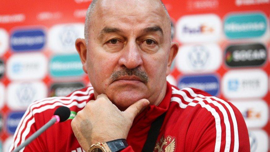 Черчесов рассказал, что Соболев и Дзюба помирились