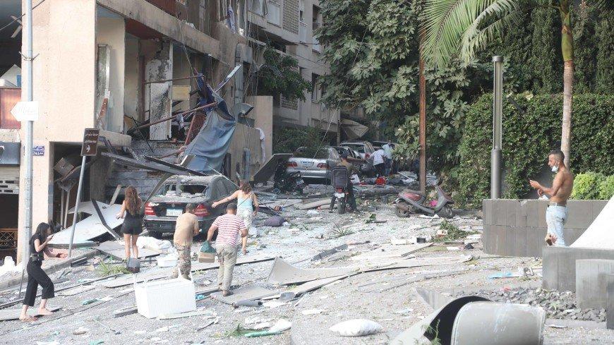 При взрыве в Бейруте погибли трое граждан Армении