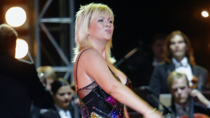 Дочь Легкоступовой рассказала о состоянии певицы