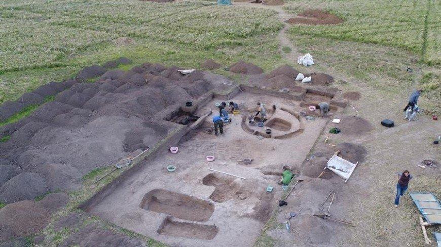 Под Суздалем раскопали средневековое захоронение