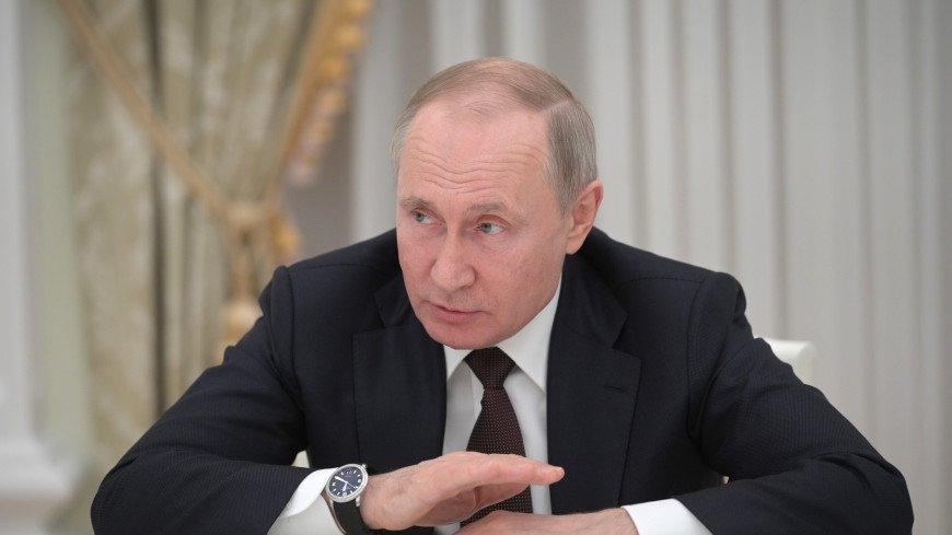 Путин поручил разработать механизм расселения ветхого жилья