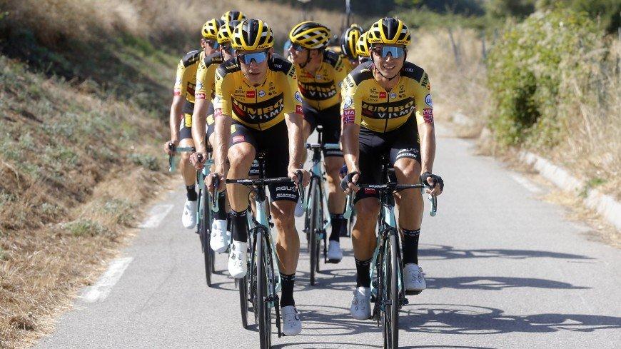 Команды приготовились к старту «Тур де Франс»