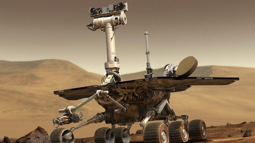 В NASA объяснили, почему Марс светится зеленым по ночам