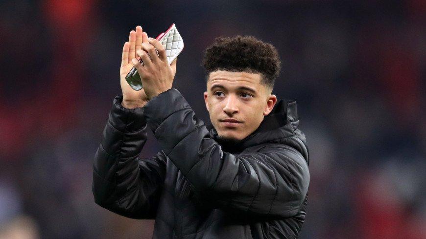 Фанат «Манчестер Юнайтед» собирает деньги на трансфер Джейдона Санчо