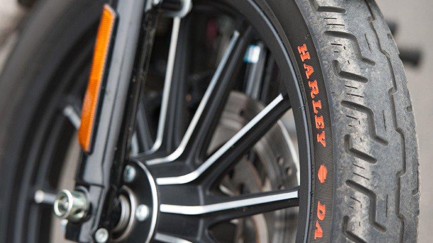 Трюкач установил рекорд, проехав на заднем колесе мотоцикла со скоростью 175 км/ч