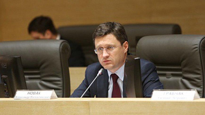 Новак рассказал об уровне сокращения добычи нефти в России