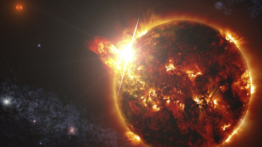Глобальное магнитное поле солнечной короны впервые удалось измерить
