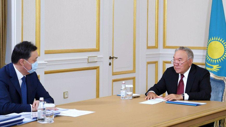 Назарбаев поручил правительству сохранить внутреннюю стабильность в стране