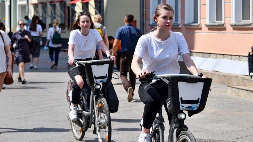 На портале «Узнай Москву» появился литературный веломаршрут