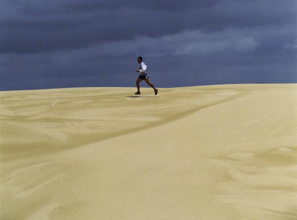 Итальянец после ссоры с женой за неделю прошел пешком около 400 километров
