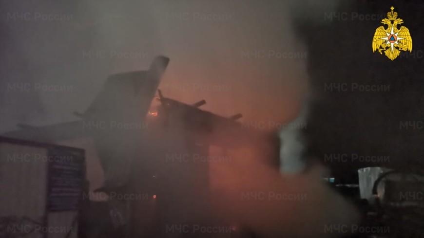 Сотрудница сгоревшего в Башкирии пансионата спасла троих постояльцев