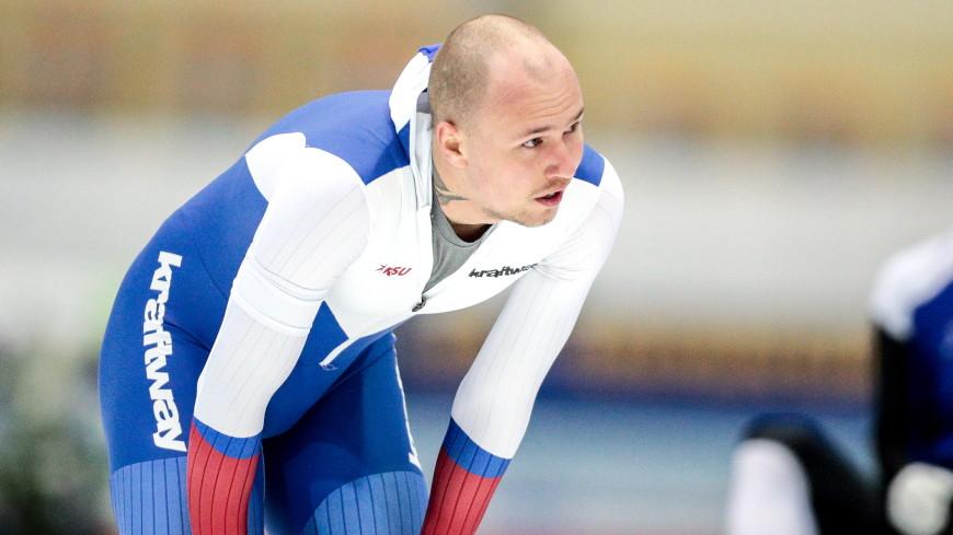 Рекордсмен мира по конькобежному спорту Кулижников заразился коронавирусом