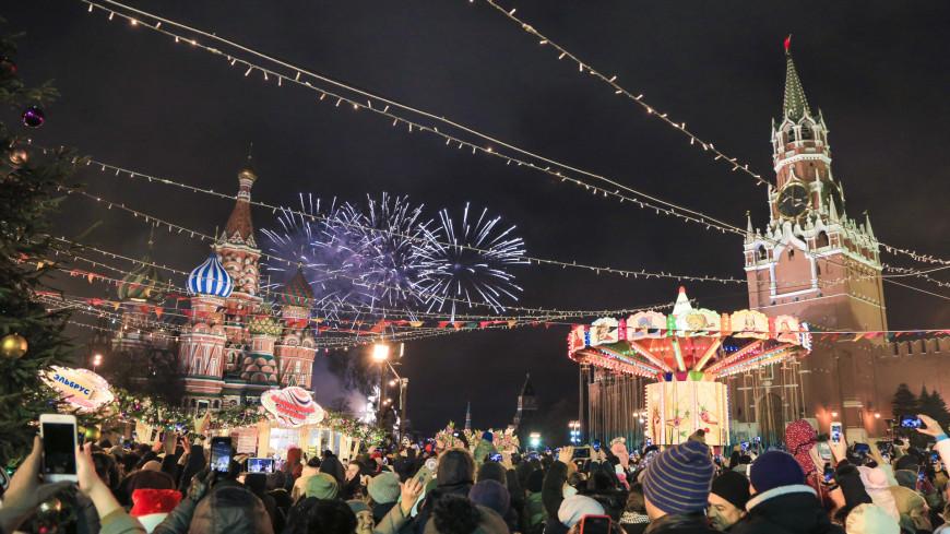 красная площадь, новый год, рождество, новый год 2020, салют, фейерверк,