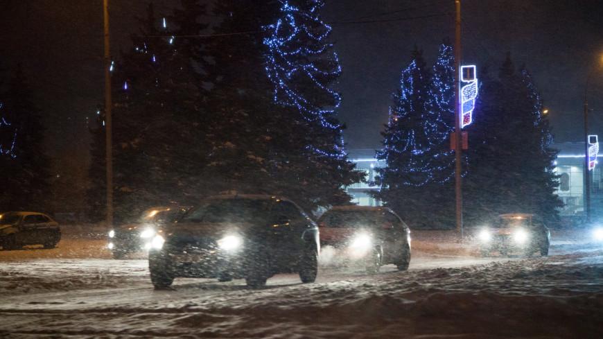 В Москве на новогодних праздниках активизируется борьба с пьяными водителями