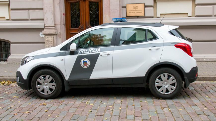 латвия, рига, полиция