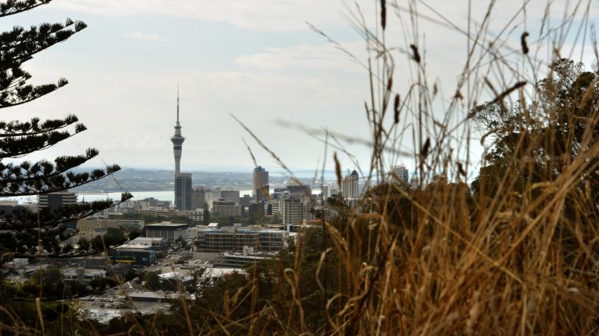 Новая Зеландия объявила ЧС в связи с изменением климата