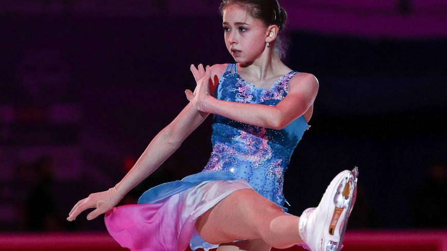 Фигуристка Валиева победила на этапе Кубка России, побив два мировых рекорда