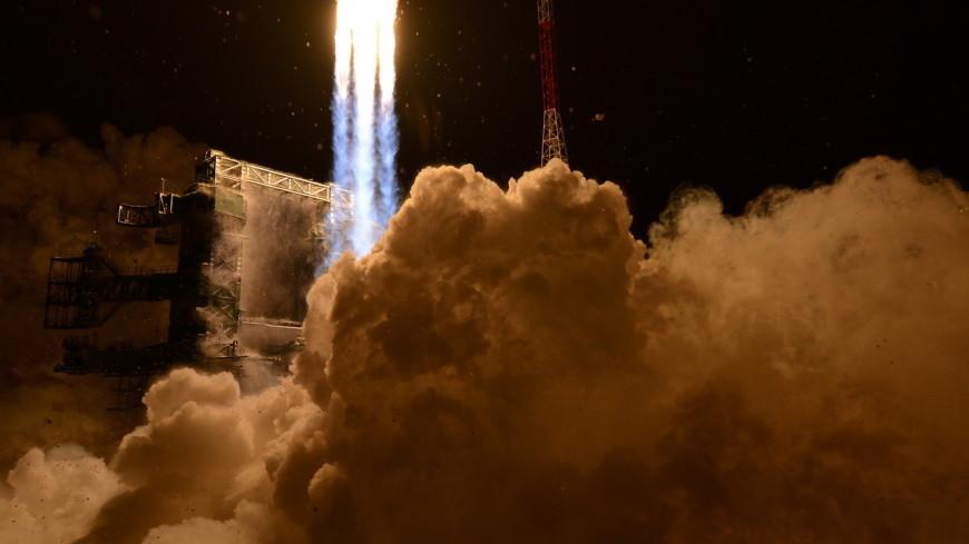 Тяжелая ракета «Ангара-А5» успешно стартовала с космодрома Плесецк