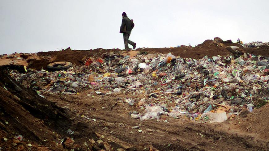 "Фото: Виталий Залесский, ""«Мир 24»"":http://mir24.tv/, свалка, мусор"