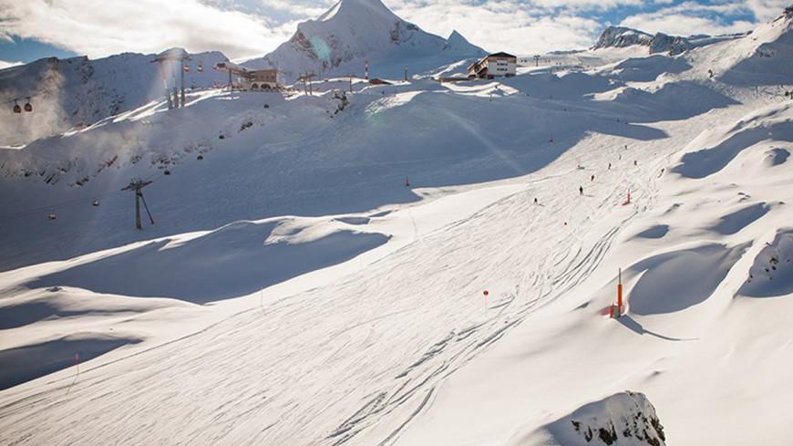 """© Фото: Елизавета Шагалова, """"«МИР 24»"""":http://mir24.tv/, горнолыжный курорт, горы, альпы"""