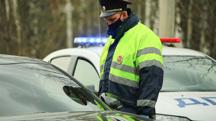 В Приморье оштрафовали водителя, протащившего автоинспектора на машине