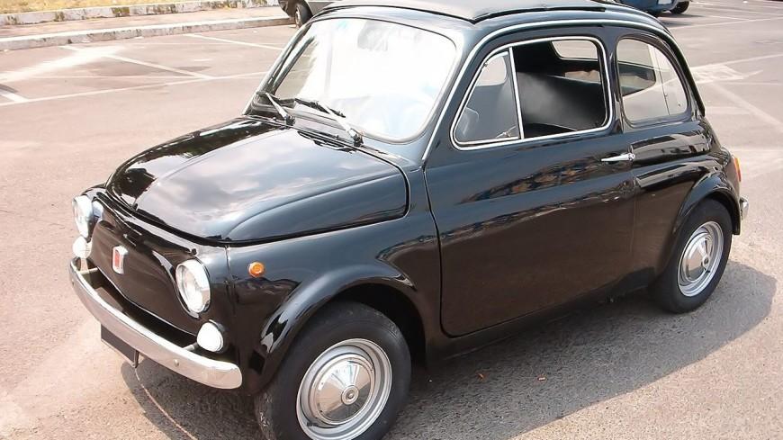 В Аргентине старенький Fiat переделали в электрокар
