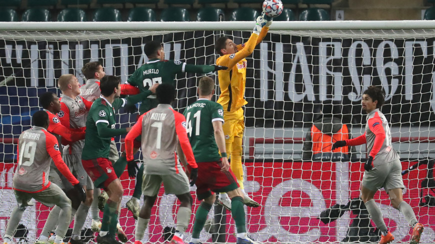 «Локомотив» проиграл «Зальцбургу» в Лиге Чемпионов и занял последнее место в группе