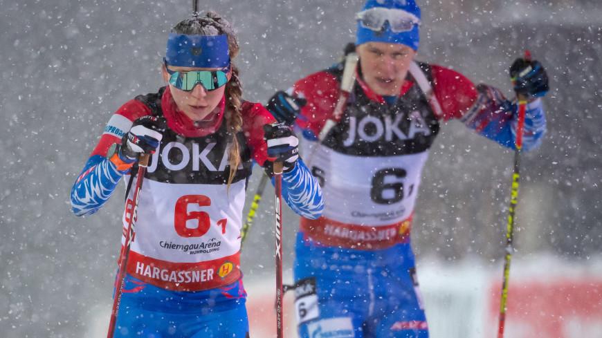 Подарок болельщикам: российские биатлонисты выиграли «Рождественская гонку»