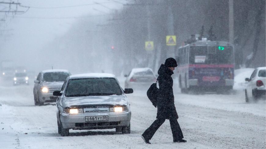 Регионы Сибири сковали экстремальные морозы