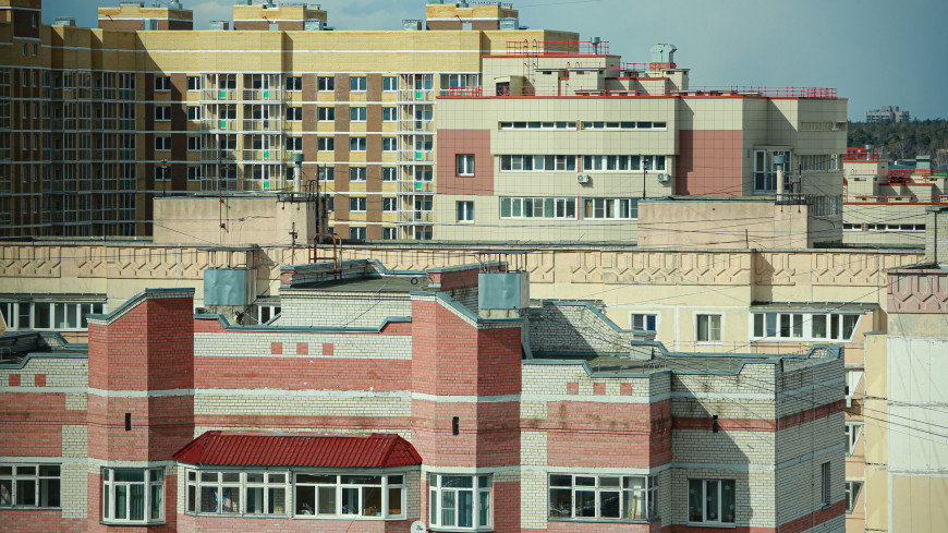 В Москве значительно уменьшилась площадь квартир в новостройках