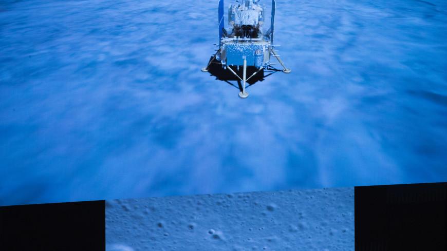 Возвращение домой: китайский модуль с лунным грунтом направляется на Землю