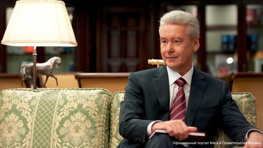 Собянин назвал условие ужесточения ограничений по COVID-19 в Москве