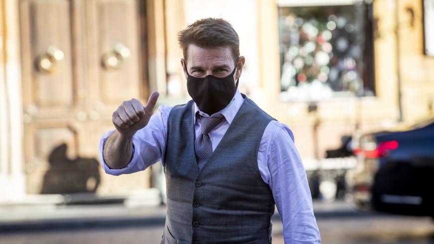 Том Круз прошелся матом по съемочной группе из-за нарушения антиковидных мер