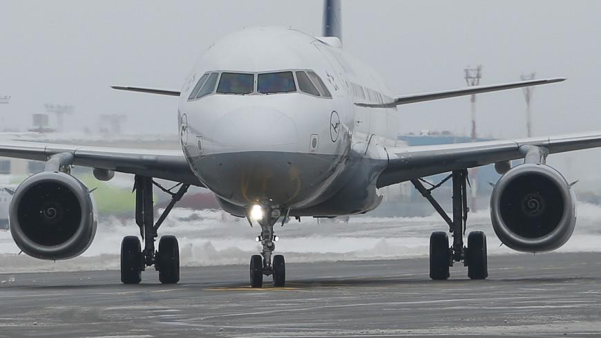 В Сургуте экстренно сел самолет, летевший из Игарки в Уфу