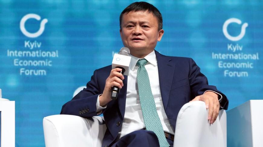 СМИ: Основатель Alibaba лишился $3,6 млрд после обвала акций компании на бирже