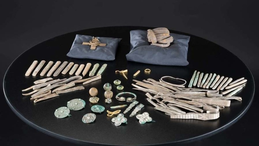 Раскрыт секрет тысячелетнего креста, найденного в шотландском поле