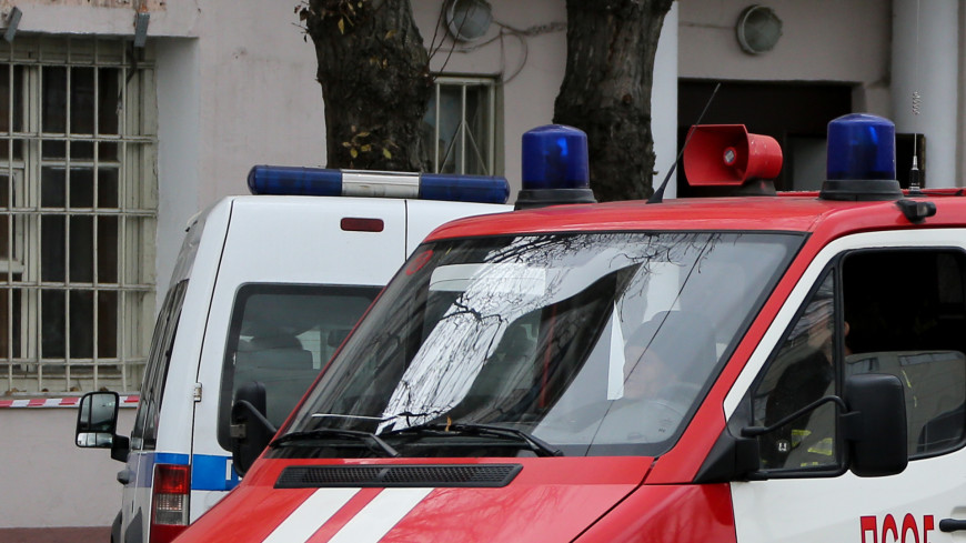 В больнице Астрахани в хранилище кислородных баллонов произошел взрыв