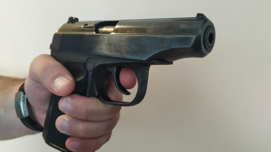 Неизвестный устроил стрельбу на юго-западе Москвы