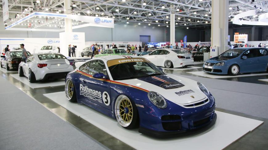 Австриец-коллекционер на 80-летие купил 80-й Porsche