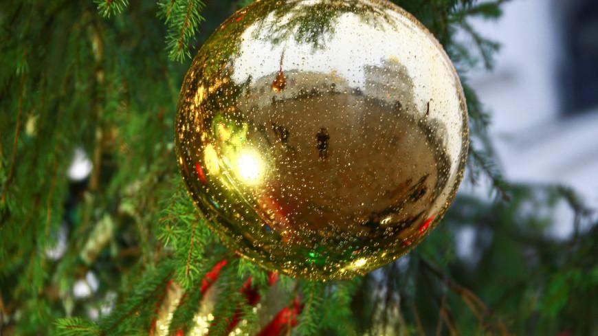 новый год, рождество, праздник, декабрь, январь, соборная площадь, кремль, елка, елочные игрушки, украшения, город, москва, гирлянда, шар,