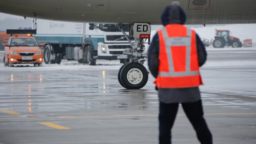 Пассажирский Airbus с трещиной лобового стекла совершил посадку в Шереметьеве